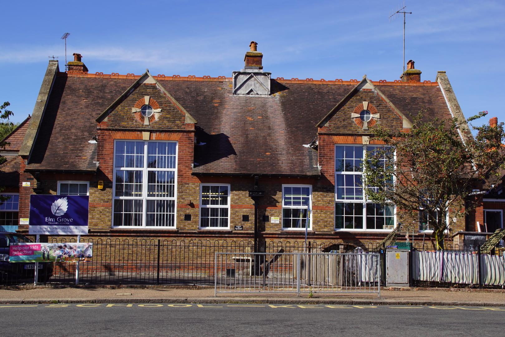 Elm Grove Primary - Outside School